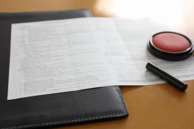 住宅ローンの正式申込・住宅ローン契約