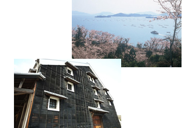 東広島の風景